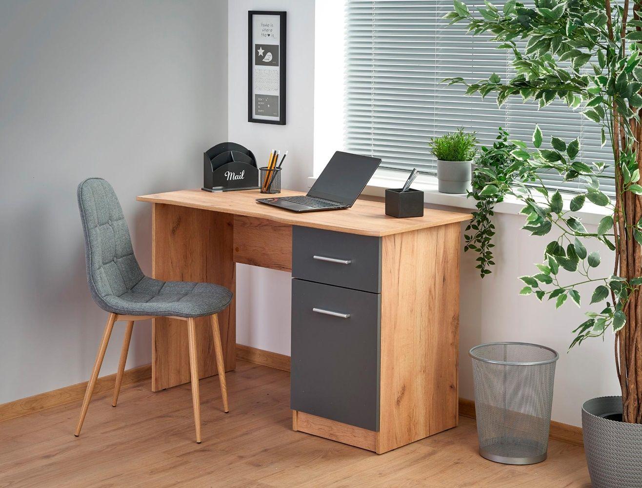 Młodzieżowe biurko komputerowe - ELMO